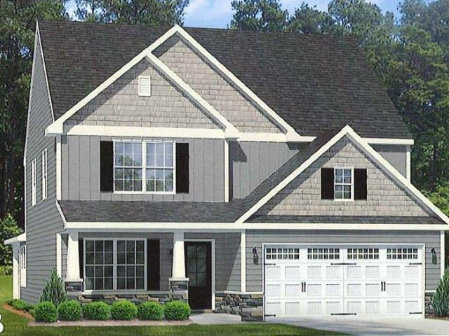 4 Bed, 2 Bath New Home Plan In High Point, Nc