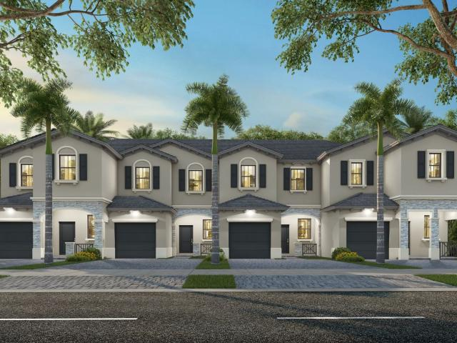 4 Bed, 2 Bath New Home Plan In Homestead, Fl