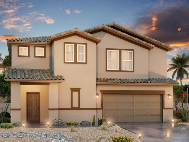 4 Bed, 2 Bath New Home Plan In Indian Springs, Nv