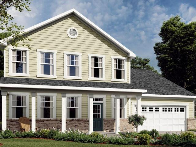 4 Bed, 2 Bath New Home Plan In Indian Trail, Nc