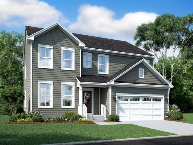 4 Bed, 2 Bath New Home Plan In Jessup, Md