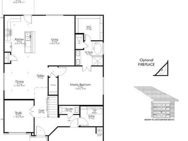 4 Bed, 2 Bath New Home Plan In Killeen, Tx