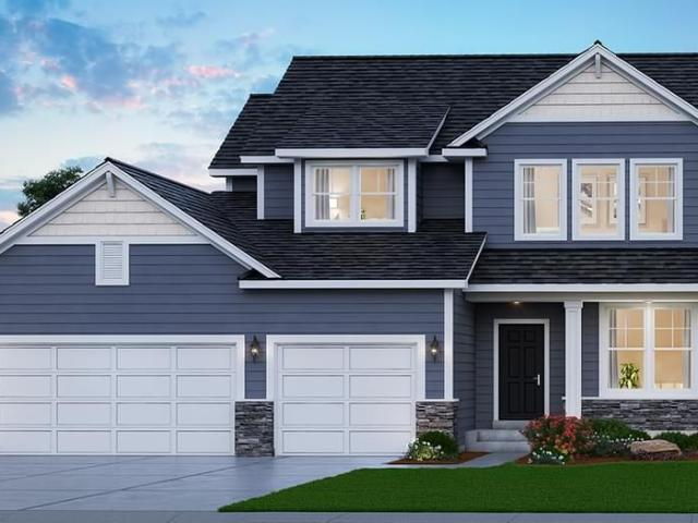 4 Bed, 2 Bath New Home Plan In Lake Elmo, Mn