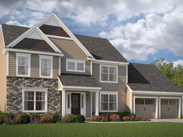 4 Bed, 2 Bath New Home Plan In Landisville, Pa