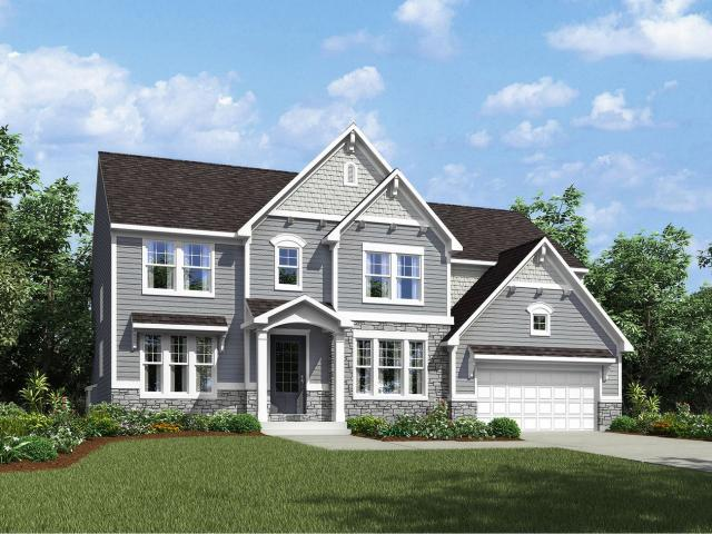 4 Bed, 2 Bath New Home Plan In Mason, Oh