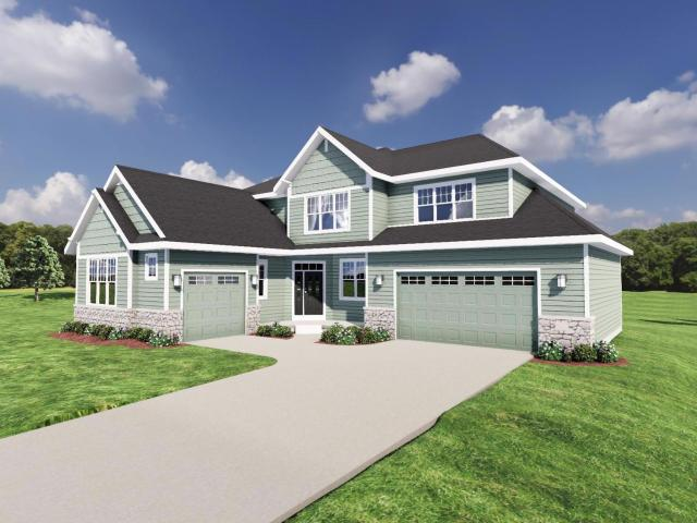 4 Bed, 2 Bath New Home Plan In Mequon, Wi