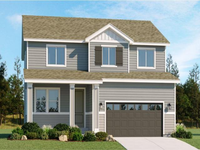 4 Bed, 2 Bath New Home Plan In Meridian, Id