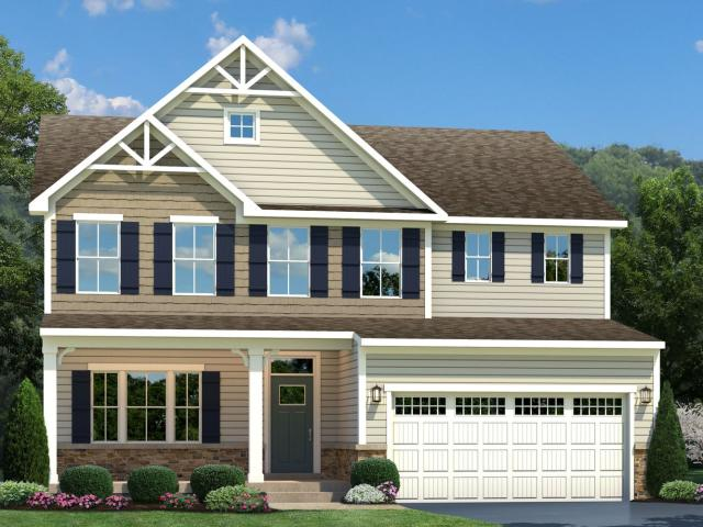 4 Bed, 2 Bath New Home Plan In Morgantown, Wv