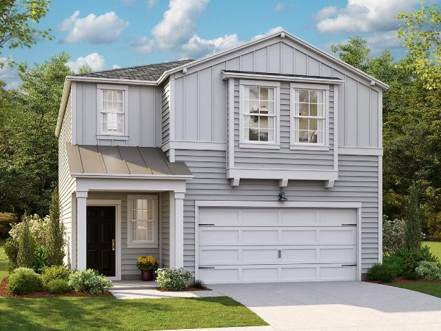 4 Bed, 2 Bath New Home Plan In Myrtle Beach, Sc