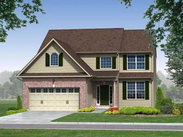 4 Bed, 2 Bath New Home Plan In Nazareth, Pa