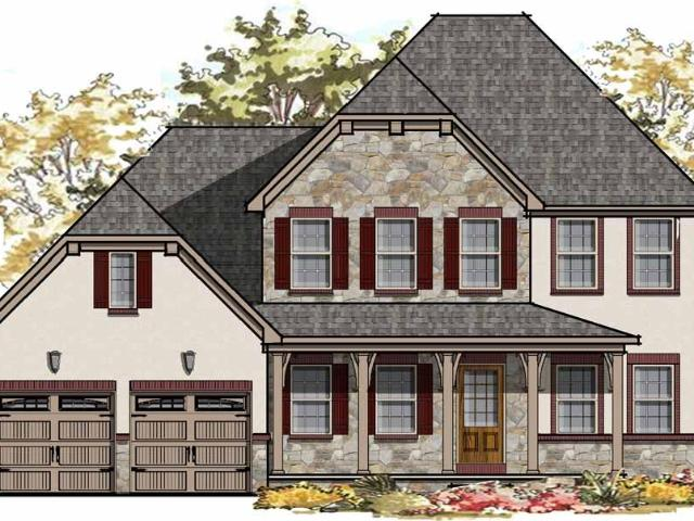 4 Bed, 2 Bath New Home Plan In New Freedom, Pa