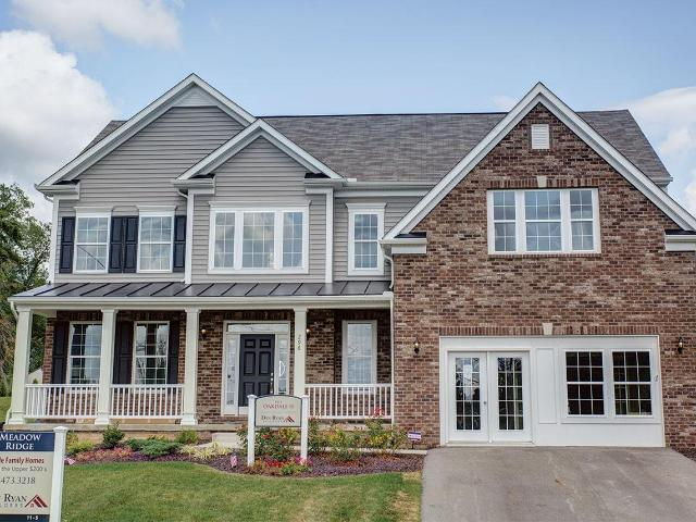 4 Bed, 2 Bath New Home Plan In New Stanton, Pa