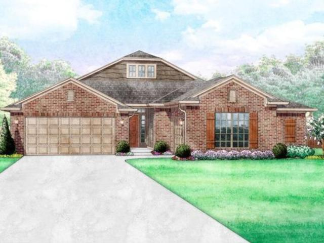 4 Bed, 2 Bath New Home Plan In Norman, Ok