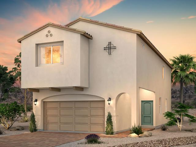 4 Bed, 2 Bath New Home Plan In North Las Vegas, Nv
