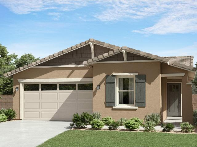4 Bed, 2 Bath New Home Plan In Peoria, Az