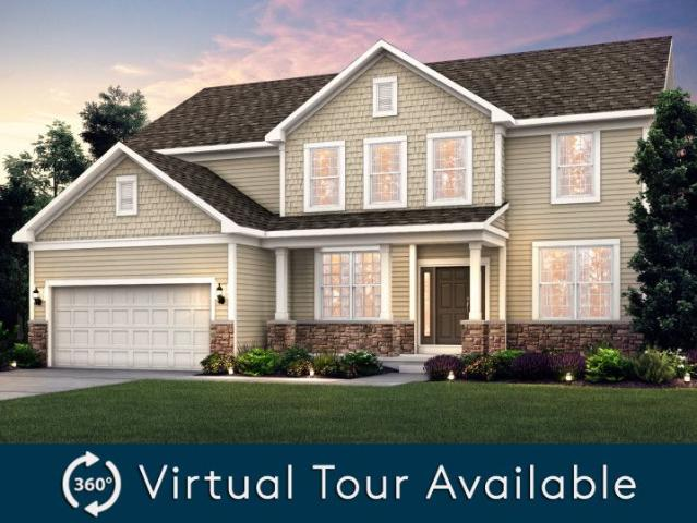4 Bed, 2 Bath New Home Plan In Plainfield, Il