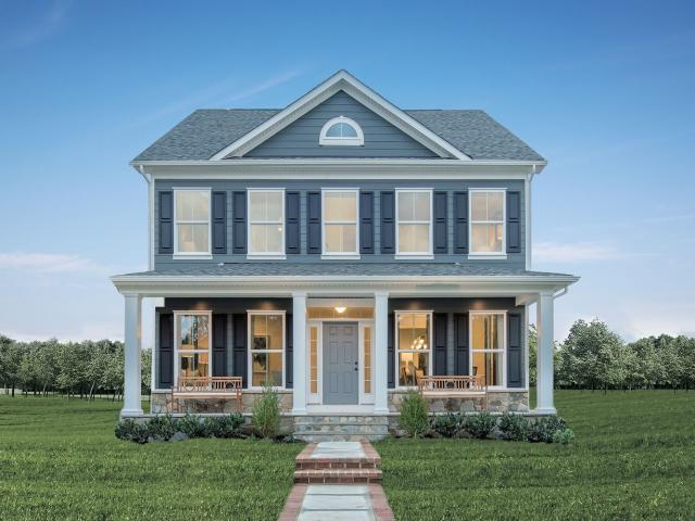 4 Bed, 2 Bath New Home Plan In Portsmouth, Va