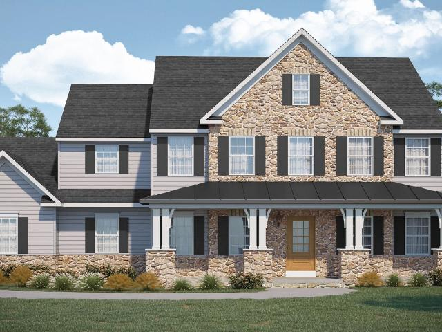 4 Bed, 2 Bath New Home Plan In Pennsburg, Pa