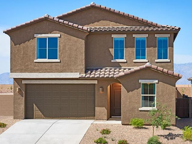 4 Bed, 2 Bath New Home Plan In Red Rock, Az
