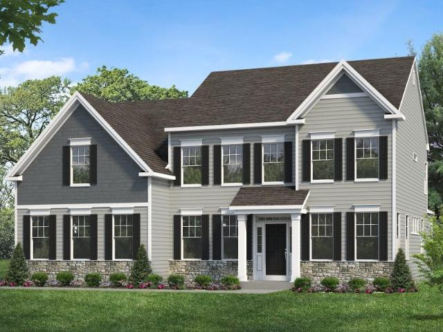 4 Bed, 2 Bath New Home Plan In Royersford, Pa