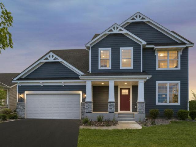 4 Bed, 2 Bath New Home Plan In Savage, Mn
