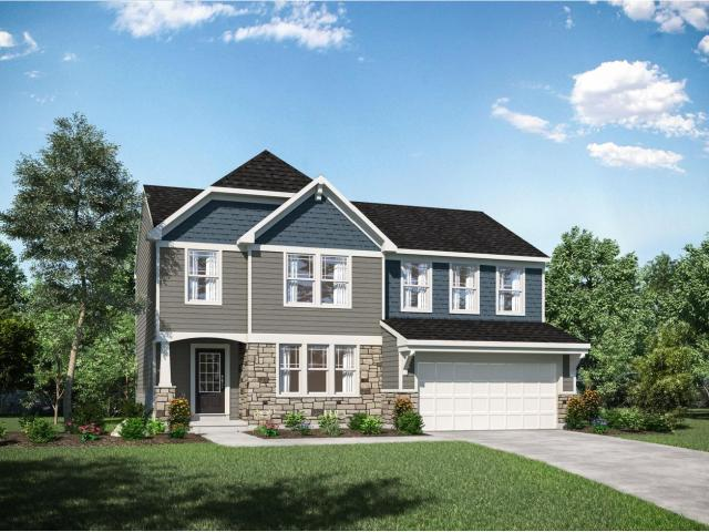 4 Bed, 2 Bath New Home Plan In Sheffield Lake, Oh