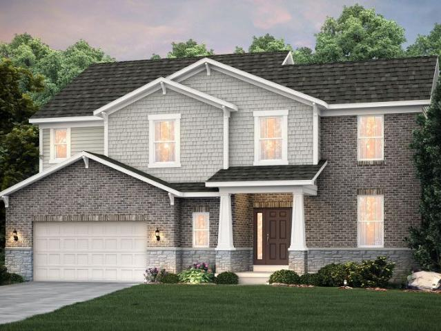4 Bed, 2 Bath New Home Plan In Shelby Township, Mi