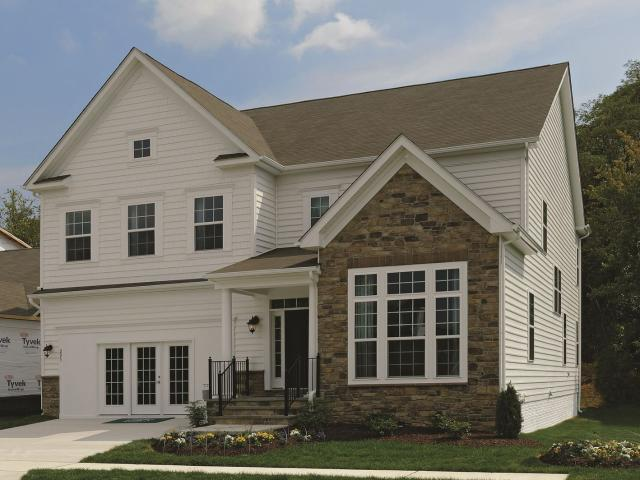 4 Bed, 2 Bath New Home Plan In Silver Spring, Md