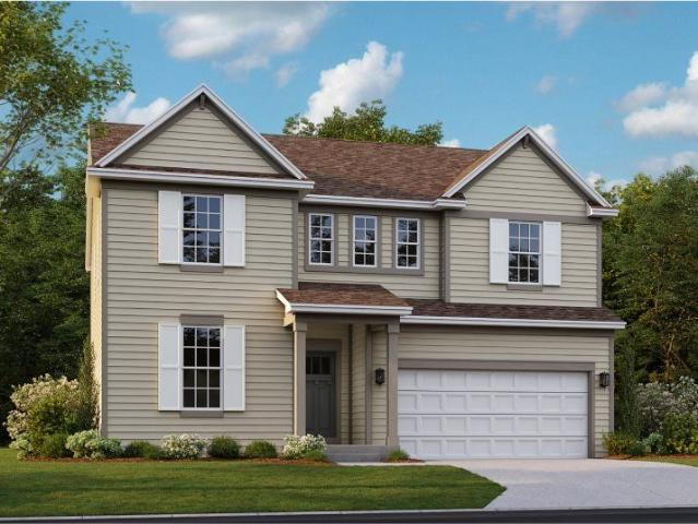 4 Bed, 2 Bath New Home Plan In South Elgin, Il