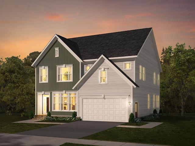 4 Bed, 2 Bath New Home Plan In Stephenson, Va