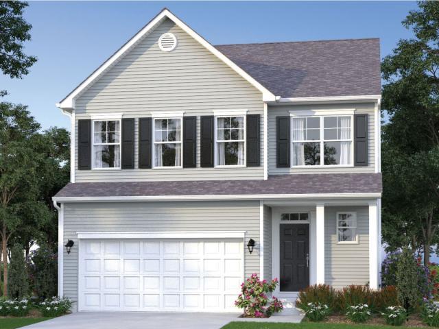 4 Bed, 2 Bath New Home Plan In Stevensville, Md