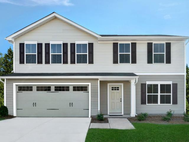 4 Bed, 2 Bath New Home Plan In Troutman, Nc