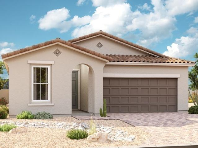 4 Bed, 2 Bath New Home Plan In Waddell, Az