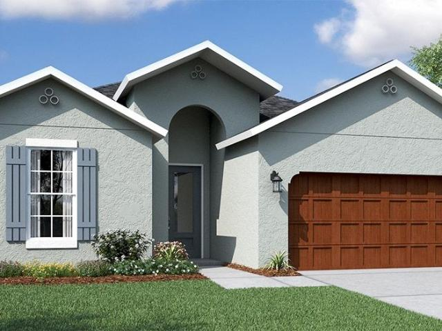 4 Bed, 2 Bath New Home Plan In Wesley Chapel, Fl