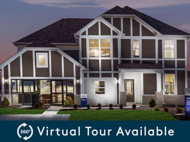 4 Bed, 2 Bath New Home Plan In Westfield, In