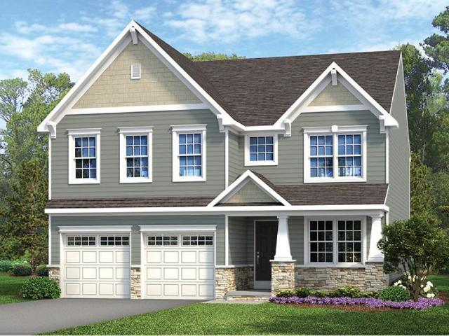 4 Bed, 2 Bath New Home Plan In White Marsh, Md