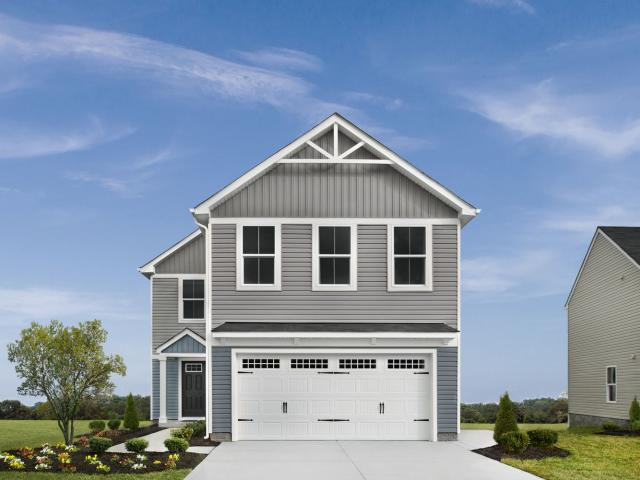 4 Bed, 2 Bath New Home Plan In Woodruff, Sc