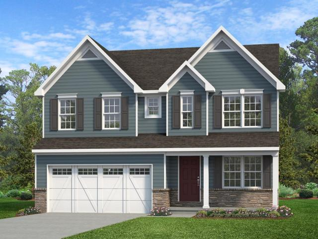 4 Bed, 2 Bath New Home Plan In York, Pa