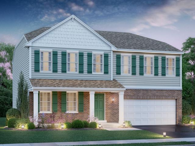 4 Bed, 2 Bath New Home Plan In Yorkville, Il