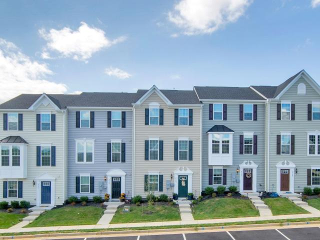 4 Bed, 3 Bath New Home Plan In Annandale, Va