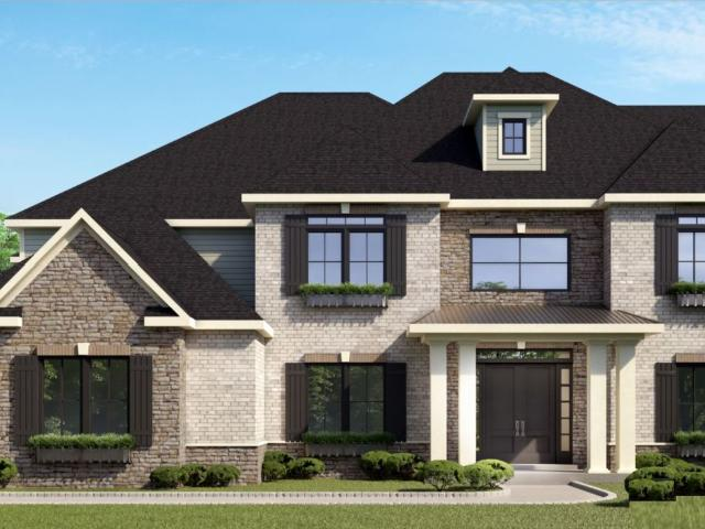 4 Bed, 3 Bath New Home Plan In Baden, Pa