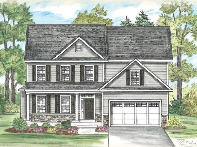 4 Bed, 3 Bath New Home Plan In Ballston Lake, Ny
