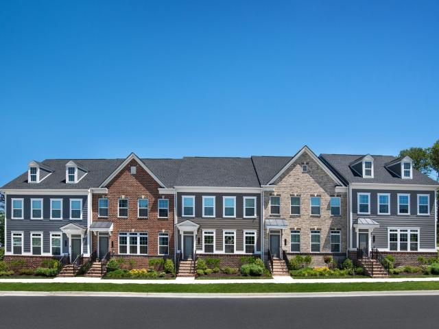 4 Bed, 3 Bath New Home Plan In Middle River, Md