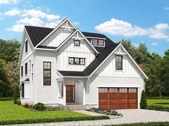 4 Bed, 3 Bath New Home Plan In Bethesda, Md
