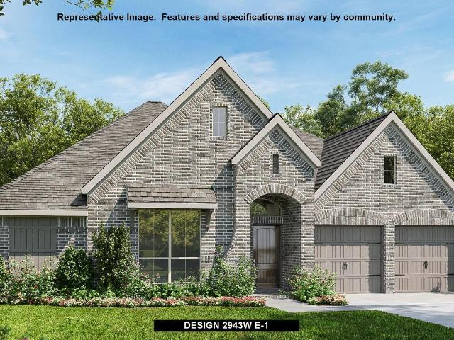 4 Bed, 3 Bath New Home Plan In Boerne, Tx