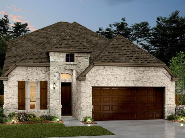 4 Bed, 3 Bath New Home Plan In Celina, Tx