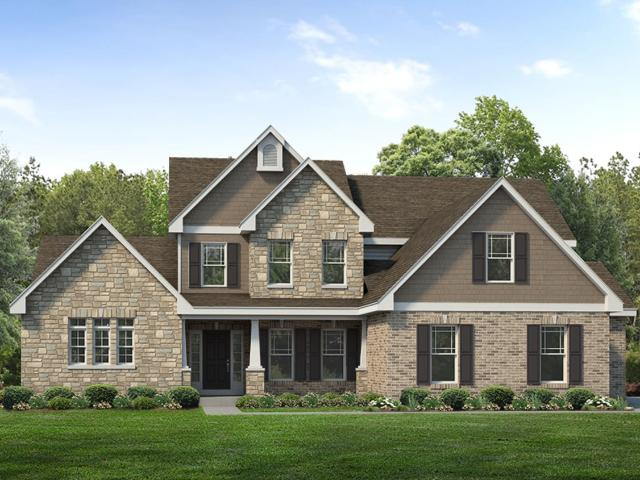4 Bed, 3 Bath New Home Plan In Chesterfield, Mo
