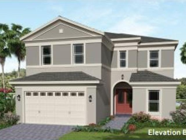 4 Bed, 3 Bath New Home Plan In City Of Westlake, Fl