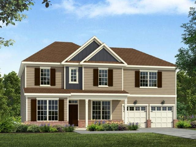 4 Bed, 3 Bath New Home Plan In Clayton, Nc