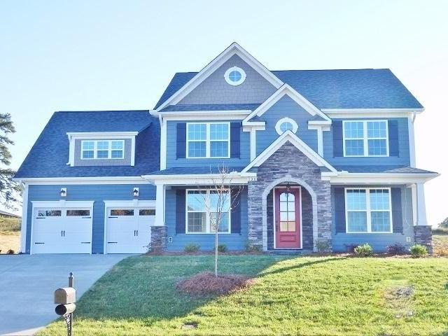 4 Bed, 3 Bath New Home Plan In Concord, Nc